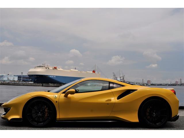 488PISTA本国モデル自社輸入新車並行特注ファクトリー物(3枚目)