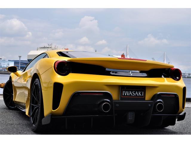 488PISTA本国モデル自社輸入新車並行特注ファクトリー物(4枚目)