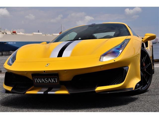 488PISTA本国モデル自社輸入新車並行特注ファクトリー物(16枚目)