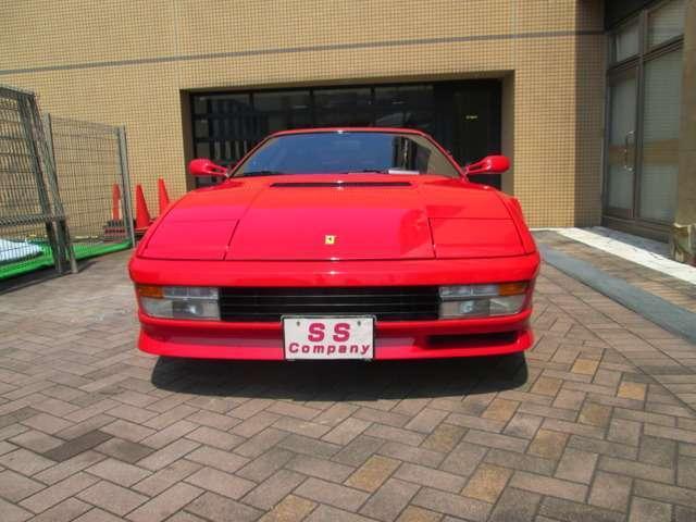 「フェラーリ」「フェラーリ テスタロッサ」「クーペ」「神奈川県」の中古車3