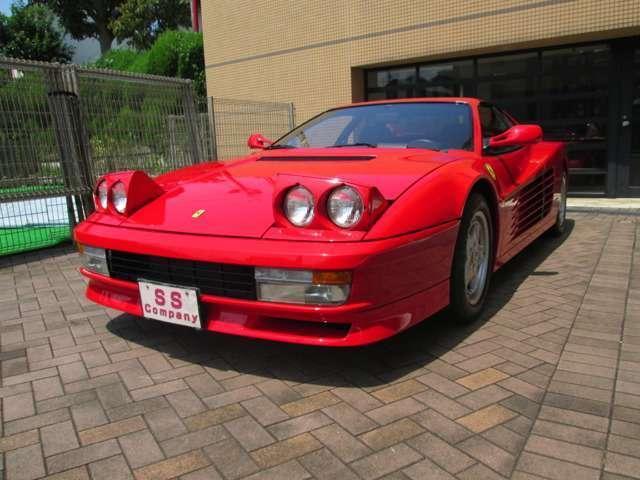 「フェラーリ」「フェラーリ テスタロッサ」「クーペ」「神奈川県」の中古車8