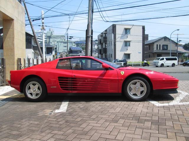 「フェラーリ」「フェラーリ テスタロッサ」「クーペ」「神奈川県」の中古車4