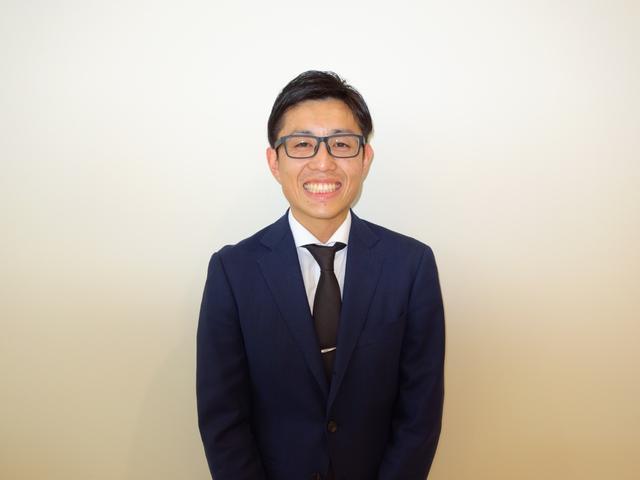 小林 恭平【営業マネージャー】お客様に満足して頂けるおもてなしを心がけております