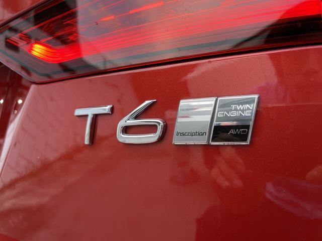 T6 ツインエンジン AWD インスクリプション 元弊社試乗車 サンルーフ 19インチアルミ 360度カメラ HDDナビ ナッパレザー キーレス(40枚目)