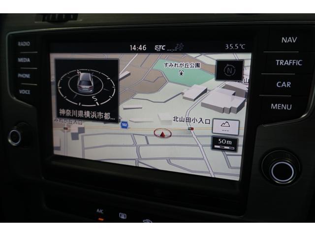 純正SSDカーナビゲーションシステムはBluetooth・地デジ・DVD再生に対応。