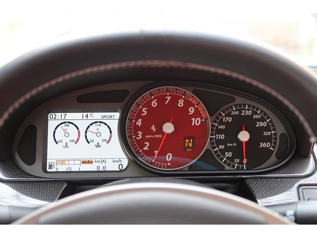 F1 ディーラー車 レッドレザー HDDナビ フルセグTV(15枚目)