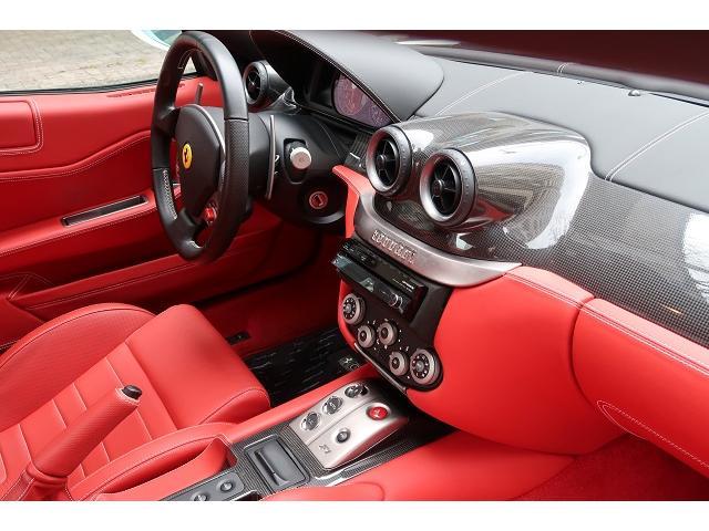 F1 ディーラー車 レッドレザー HDDナビ フルセグTV(16枚目)