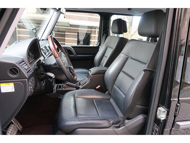 G550 ロング 4WD ディーラー車 ワンオーナー(7枚目)