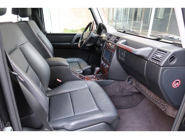 G550 ロング 4WD ディーラー車 ワンオーナー(9枚目)