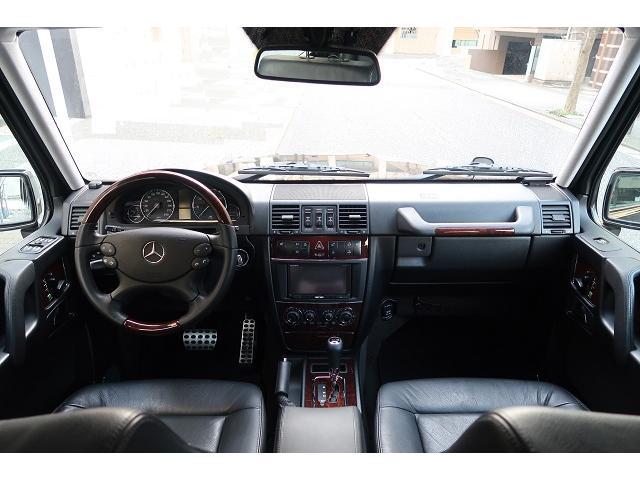 G550 ロング 4WD ディーラー車 ワンオーナー(10枚目)