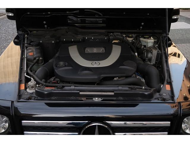 G550 ロング 4WD ディーラー車 ワンオーナー(15枚目)