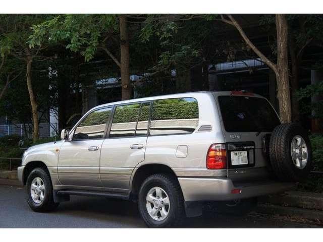 トヨタ ランドクルーザー100 VXリミテッド 4.7 4WD