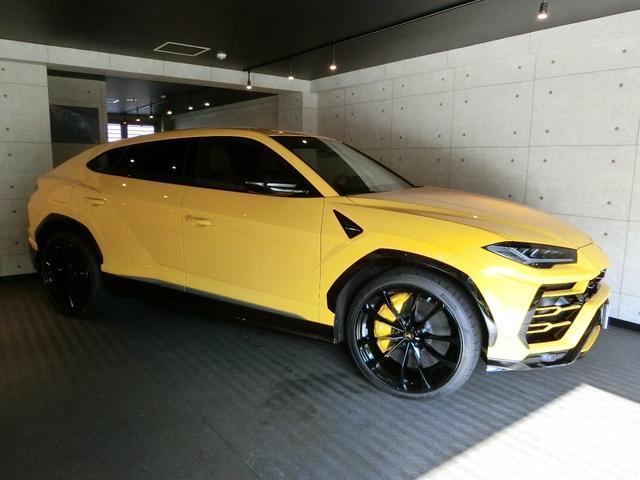 「ランボルギーニ」「ランボルギーニ ウルス」「SUV・クロカン」「神奈川県」の中古車6
