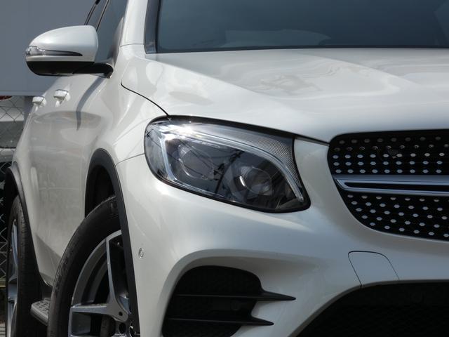 GLC220dクーペスポーツ SR黒革 RSP 禁煙新車保証(4枚目)