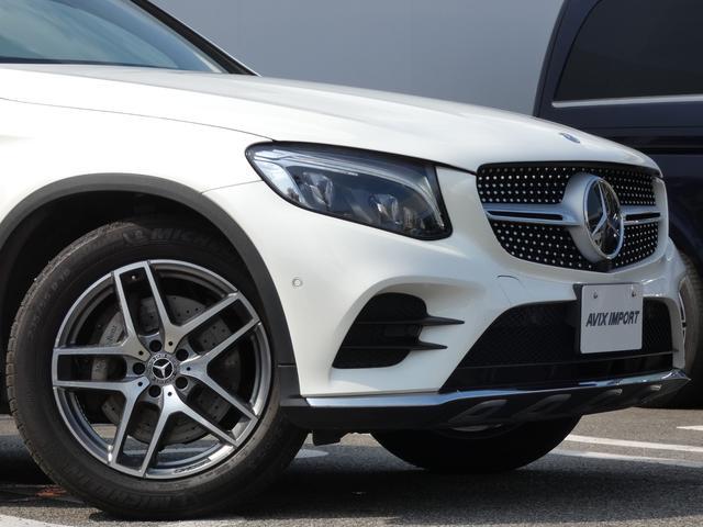 GLC220dクーペスポーツ SR黒革 RSP 禁煙新車保証(6枚目)