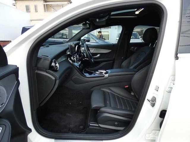 GLC220dクーペスポーツ SR黒革 RSP 禁煙新車保証(16枚目)