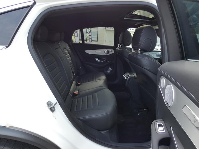 GLC220dクーペスポーツ SR黒革 RSP 禁煙新車保証(18枚目)