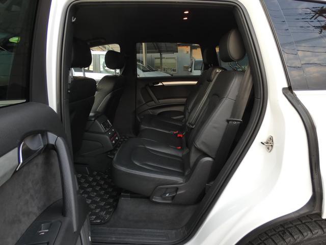 フル装備 ABS ESP EDS SRSエアバッグ 7シーターパッケージ Sラインパッケージ専用エクステリア