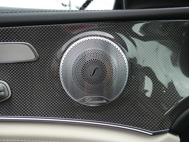 E43 4マチック パノラマサンルーフ ベージュ革 レーダーセーフティPKG ヘッドアップディスプレイ 360度カメラ AMG専用20インチアルミホイール 禁煙車輌(14枚目)