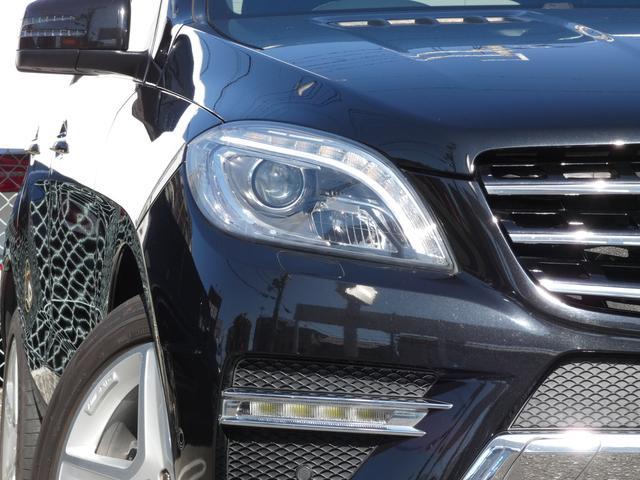 ML350ブルーテック4マチックAMGスポーツパック AMGスポーツPKG エクスクルーシブPKG 専用20インチアルミホイール 純正HDDナビ 地デジ 360°カメラ ETC 禁煙 正規ディーラー車(4枚目)