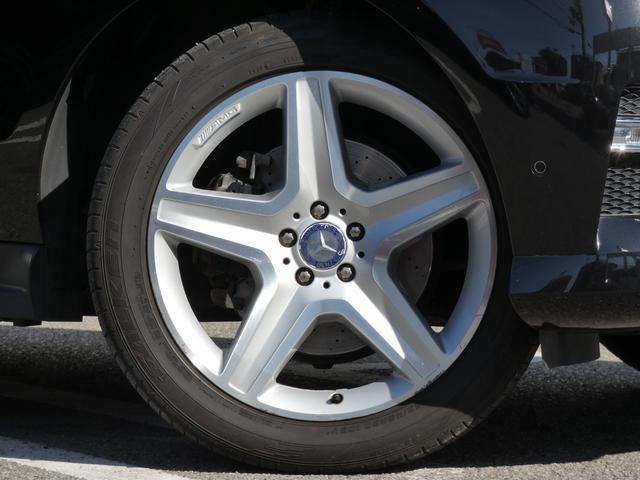 ML350ブルーテック4マチックAMGスポーツパック AMGスポーツPKG エクスクルーシブPKG 専用20インチアルミホイール 純正HDDナビ 地デジ 360°カメラ ETC 禁煙 正規ディーラー車(7枚目)