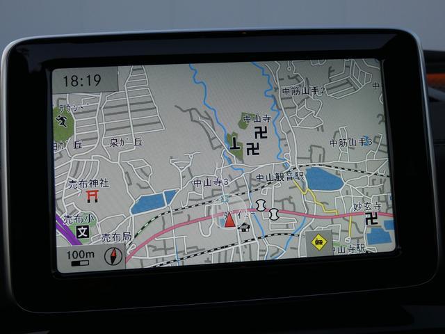 G350d サンルーフ ブラックレザー ブラインドスポットアシスト ディストロニックプラス モリー付パワーシート 全席シートヒーター バイキセノンヘッドライト純正HDDナビ 地デジ Bカメラ 18AW 禁煙(11枚目)