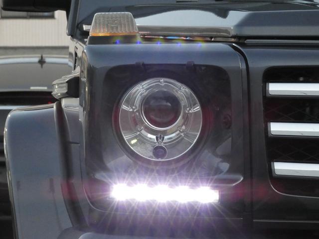 G350d サンルーフ ブラックレザー ブラインドスポットアシスト ディストロニックプラス モリー付パワーシート 全席シートヒーター バイキセノンヘッドライト純正HDDナビ 地デジ Bカメラ 18AW 禁煙(35枚目)