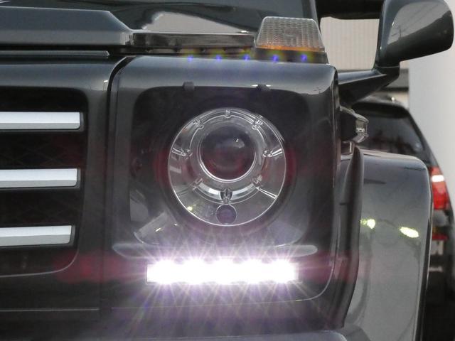 G350d サンルーフ ブラックレザー ブラインドスポットアシスト ディストロニックプラス モリー付パワーシート 全席シートヒーター バイキセノンヘッドライト純正HDDナビ 地デジ Bカメラ 18AW 禁煙(36枚目)
