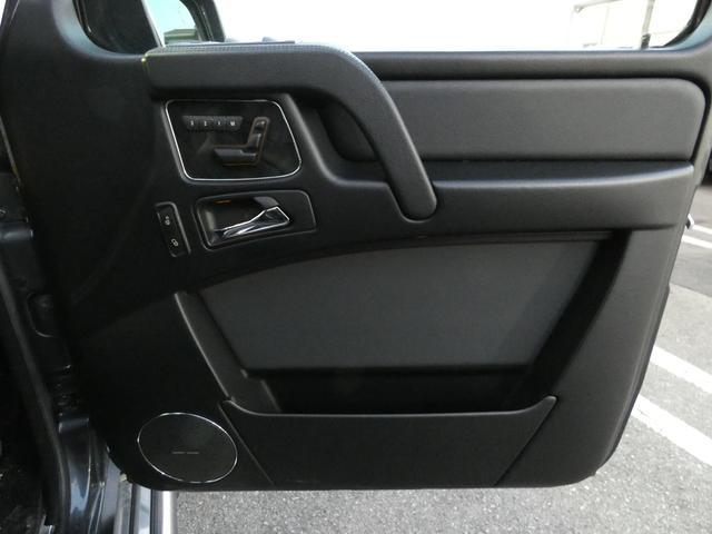 G350d サンルーフ ブラックレザー ブラインドスポットアシスト ディストロニックプラス モリー付パワーシート 全席シートヒーター バイキセノンヘッドライト純正HDDナビ 地デジ Bカメラ 18AW 禁煙(44枚目)