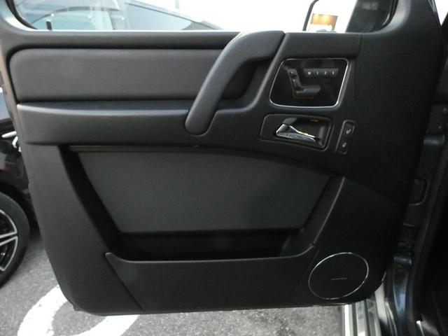 G350d サンルーフ ブラックレザー ブラインドスポットアシスト ディストロニックプラス モリー付パワーシート 全席シートヒーター バイキセノンヘッドライト純正HDDナビ 地デジ Bカメラ 18AW 禁煙(45枚目)
