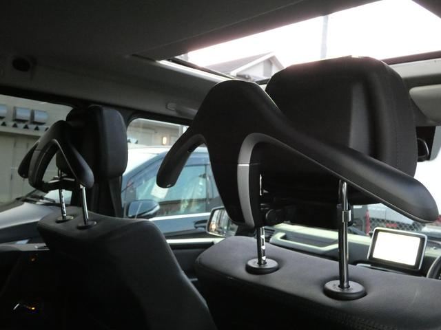 G350d サンルーフ ブラックレザー ブラインドスポットアシスト ディストロニックプラス モリー付パワーシート 全席シートヒーター バイキセノンヘッドライト純正HDDナビ 地デジ Bカメラ 18AW 禁煙(48枚目)