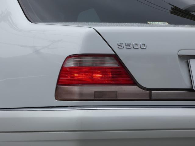S320 最終型 5AT ブラックレザーシート 社外18AW 右ハンドル ETC クルーズコントロール 電動格納ミラー ウッドパネル 電動チルト本革巻ステアリング下取車 正規ディーラー車(5枚目)
