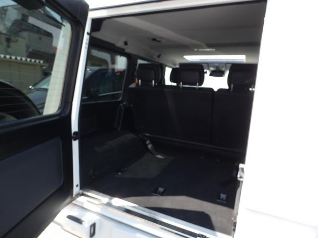 G350d 最終型 サンルーフ 黒レザー ACC 後期HDDナビ 地デジ Bカメラ 18AW ディストロニックプラス 電動格納ミラー 電動チルト本革巻マルチファンクションステアリング 禁煙 正規D車(20枚目)