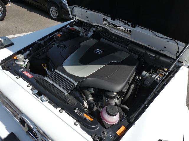 G350d 最終型 サンルーフ 黒レザー ACC 後期HDDナビ 地デジ Bカメラ 18AW ディストロニックプラス 電動格納ミラー 電動チルト本革巻マルチファンクションステアリング 禁煙 正規D車(21枚目)