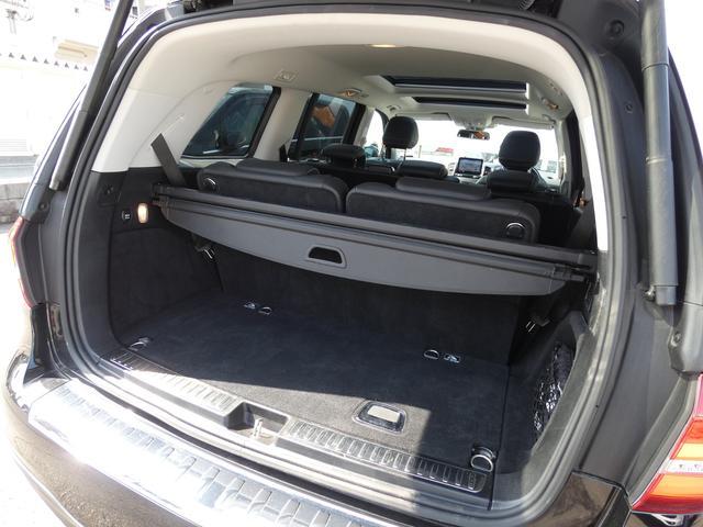 GLS350d 4マチックスポーツ パノラマSR 黒ナッパレザー レーダーセーフティPKG HDDナビ 地デジ 360°カメラ メモリー付パワーシート 全席シートヒーター 21AW 禁煙車 1オーナー 正規ディーラー車(20枚目)