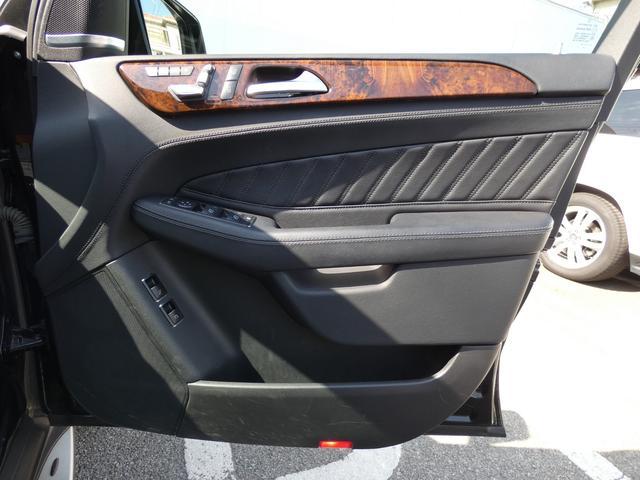 GLS350d 4マチックスポーツ パノラマSR 黒ナッパレザー レーダーセーフティPKG HDDナビ 地デジ 360°カメラ メモリー付パワーシート 全席シートヒーター 21AW 禁煙車 1オーナー 正規ディーラー車(44枚目)