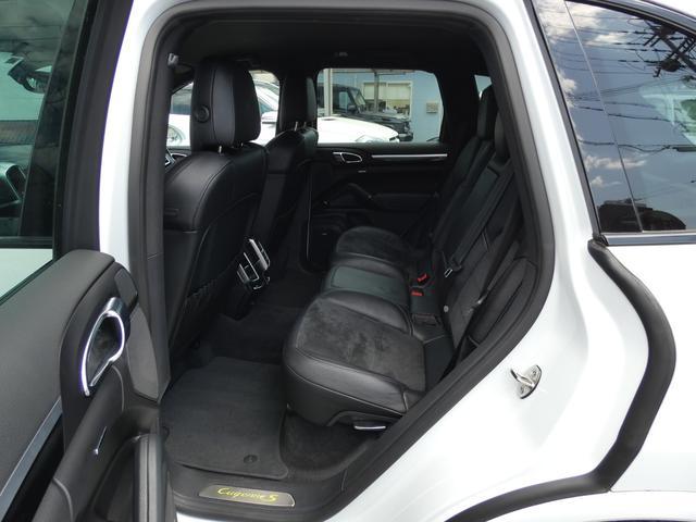 S E-ハイブリッド プラチナエディション プラグインハイブリッド ホワイト 黒半革 PASMエアマティックサスペンション ポルシェエントリー&ドライブシステム 専用20AW PDLSバイキセノンヘッドライト右ハンドル 正規ディーラー車(18枚目)