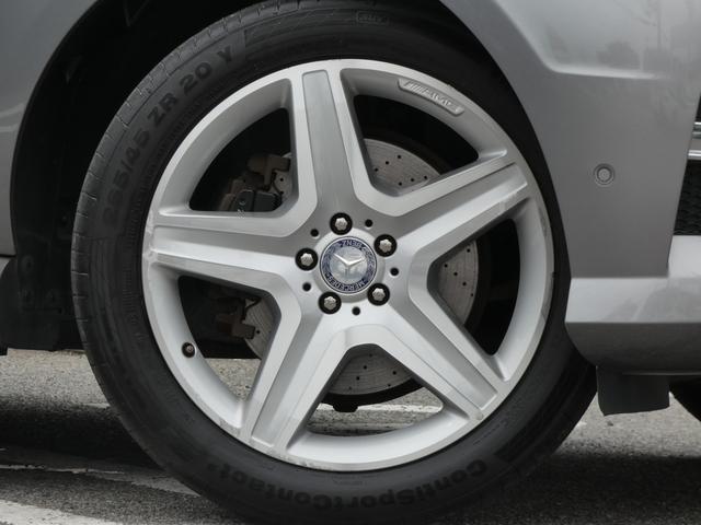 ML350ブルーテック4マチックAMGスポーツパック AMGスポーツPKG エクスクルーシブPKG パノラマSR ブラックレザー レーダーセーフティPKG 純正HDDナビ 地デジ 360°バックカメラ 20AW 禁煙車 正規ディーラー車(7枚目)