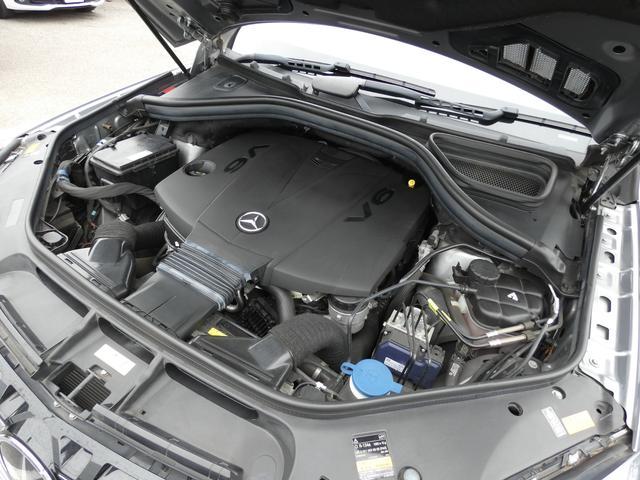 ML350ブルーテック4マチックAMGスポーツパック AMGスポーツPKG エクスクルーシブPKG パノラマSR ブラックレザー レーダーセーフティPKG 純正HDDナビ 地デジ 360°バックカメラ 20AW 禁煙車 正規ディーラー車(21枚目)
