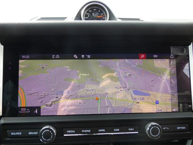 マカン 現行型 スポーツクロノPKG ブラックアルカンターラハーフレザーシート エントリーD LEDヘッドライト PCMナビ 360°カメラ シートヒーター パワーシート 18AW 禁煙 正規ディーラー車(10枚目)