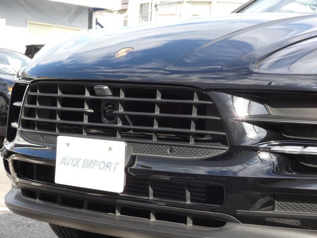 マカン 現行型 スポーツクロノPKG ブラックアルカンターラハーフレザーシート エントリーD LEDヘッドライト PCMナビ 360°カメラ シートヒーター パワーシート 18AW 禁煙 正規ディーラー車(37枚目)