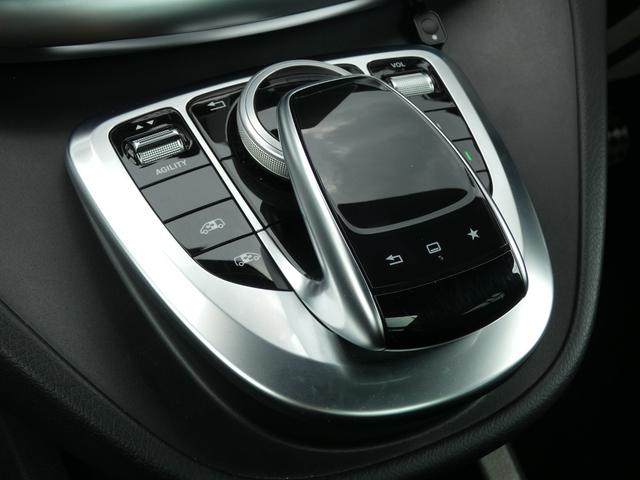V220d スポーツ ロング パノラマ 黒革 レーダーセーフティPKG HDDナビ 地デジ 360°カメラ 19AW 禁煙 メモリー付パワーシート シートヒーター リアモニター LEDヘッドライト 1オーナー 正規D車(12枚目)