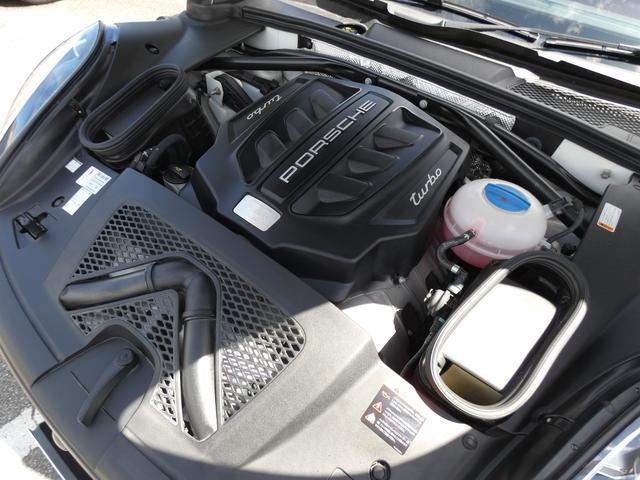 マカン ターボ エアサス スポーツクロノPKG LEDヘッドライト 赤革 全席シートヒーター ベンチレーション ACC エントリーD PCMナビ・地デジ・360カメラ BOSE 純正19AW ワンオーナー 正規D車(21枚目)