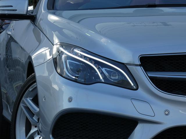 E250カブリオレ AMGスポーツPKG 先進装備レーダーセーフティーパッケージ LEDパフォーマンスヘッドライト/LEDポジショニングライト付 純正HDDナビ・地デジ・バックカメラ・ETC(5枚目)