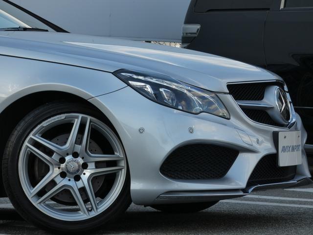 E250カブリオレ AMGスポーツPKG 先進装備レーダーセーフティーパッケージ LEDパフォーマンスヘッドライト/LEDポジショニングライト付 純正HDDナビ・地デジ・バックカメラ・ETC(7枚目)