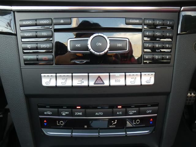 E250カブリオレ AMGスポーツPKG 先進装備レーダーセーフティーパッケージ LEDパフォーマンスヘッドライト/LEDポジショニングライト付 純正HDDナビ・地デジ・バックカメラ・ETC(13枚目)