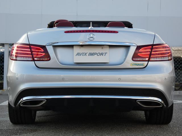E250カブリオレ AMGスポーツPKG 先進装備レーダーセーフティーパッケージ LEDパフォーマンスヘッドライト/LEDポジショニングライト付 純正HDDナビ・地デジ・バックカメラ・ETC(40枚目)