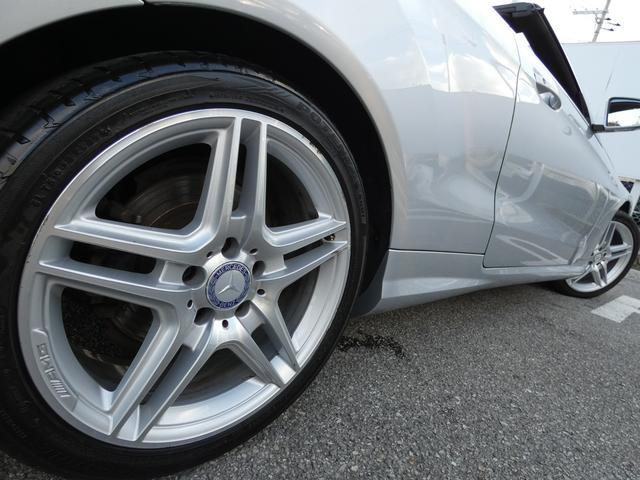 E250カブリオレ AMGスポーツPKG 先進装備レーダーセーフティーパッケージ LEDパフォーマンスヘッドライト/LEDポジショニングライト付 純正HDDナビ・地デジ・バックカメラ・ETC(42枚目)