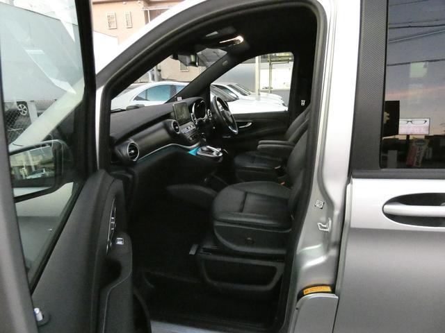 V220d スポーツ ロング パノラマ 黒革 レーダーセーフティPKG HDDナビ 地デジ 360°カメラ 19AW 社外リップスポイラー 禁煙  シートヒーター LEDヘッドライト 正規D車(15枚目)