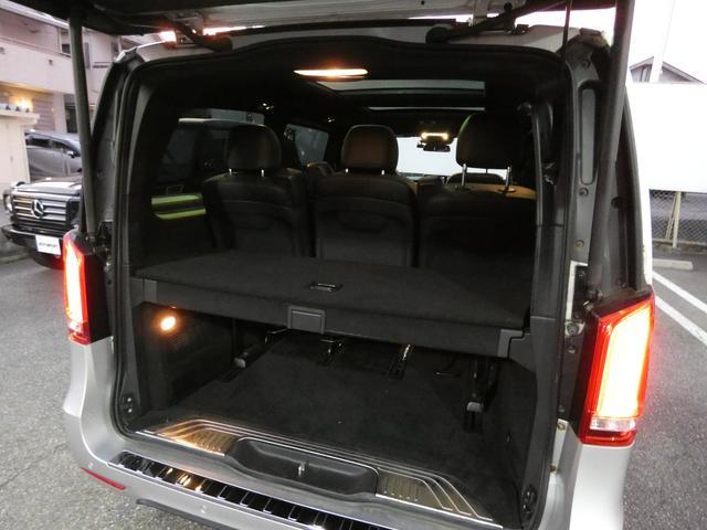 V220d スポーツ ロング パノラマ 黒革 レーダーセーフティPKG HDDナビ 地デジ 360°カメラ 19AW 社外リップスポイラー 禁煙  シートヒーター LEDヘッドライト 正規D車(20枚目)
